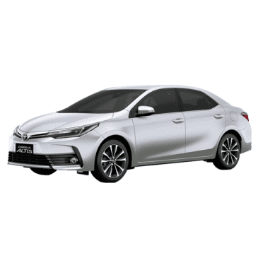 Altis front glass