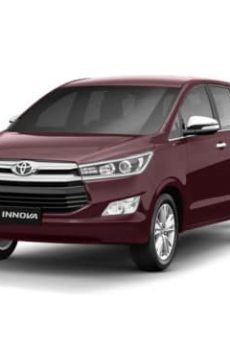 Toyota Innova windshield