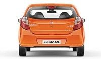 Alto K10 back glass