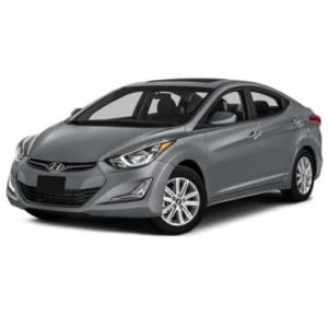 Elantra Windshield Replacement