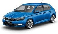 Fabia Windshield