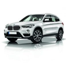 BMW X1 Windshield