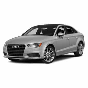 Audi A3 windshield