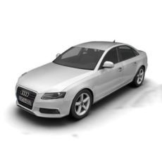 Audi A4 B8 Windshield