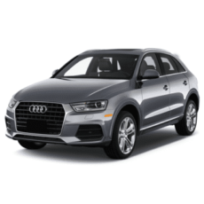 Audi Q3 Windshield
