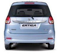 ertiga rear glass