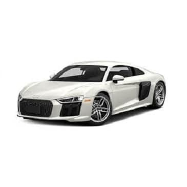 Audi R8 Windshield